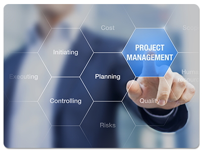 TEMS International Services - Project Management