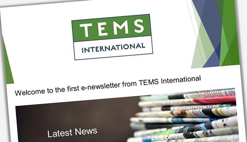 TEMS International e-newsletter – December 2020